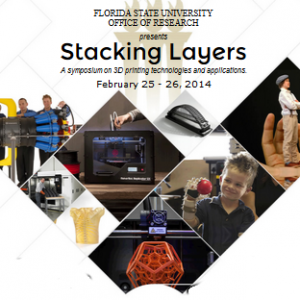 Stacking Layers:佛州大学3D研讨会
